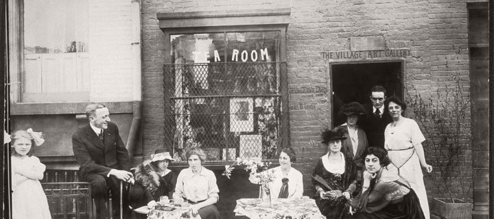 Vintage: New York's Bohemian Greenwich Village (1910s – 1920s)