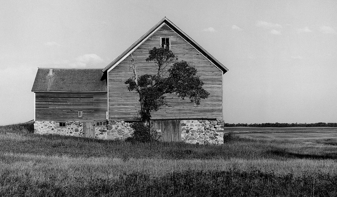 Abondoned barn