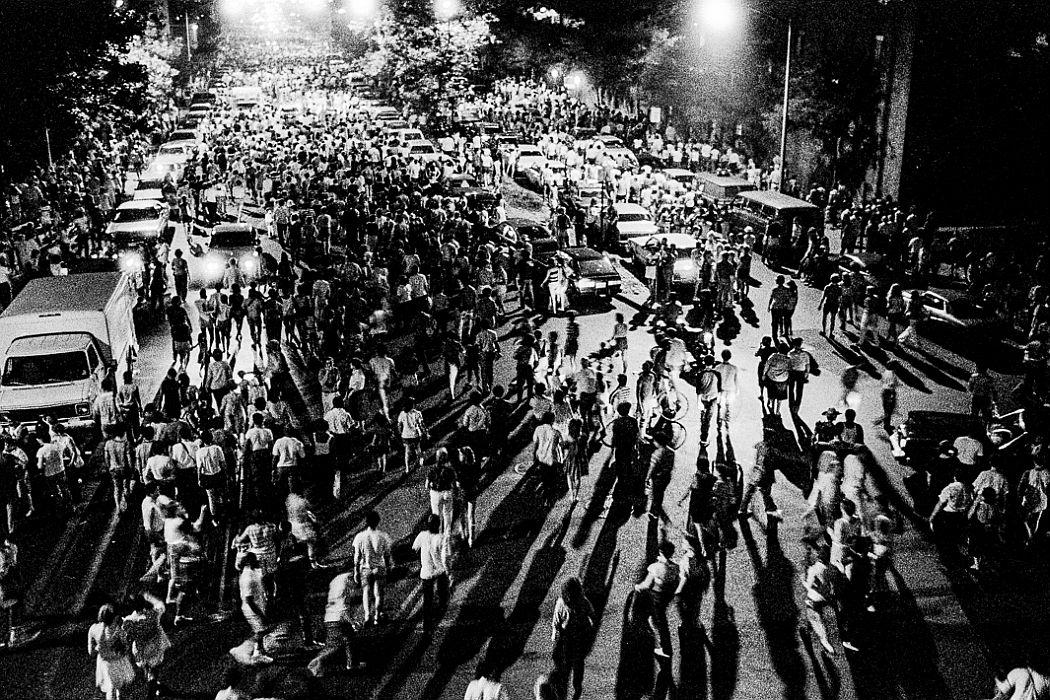 Lower East Side, July 1983