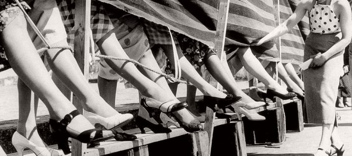 Vintage: Ankle competitions (1930-1953)