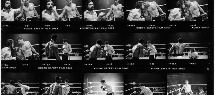 Vintage: Contact Sheets from Hollywood Films