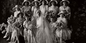 Vintage: Wedding Dresses from the 1920s and 1930s
