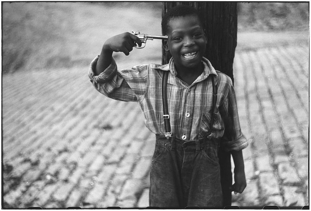 USA. Pittsburgh, Pennsylvania. 1950.