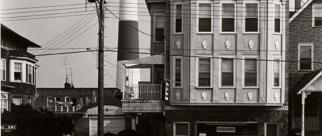 George Tice: Urban Landscapes