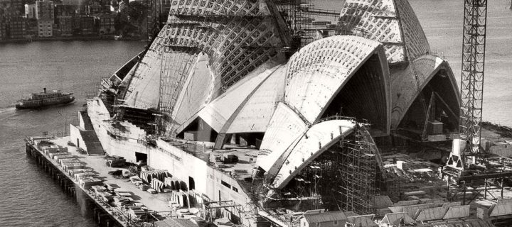 Vintage: Building the Sydney Opera House (1957-1973)
