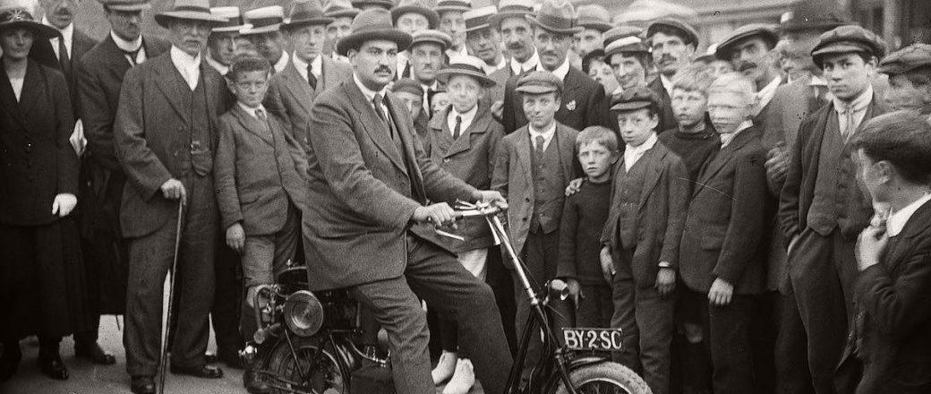 Vintage: Scooters (1916 – 1938)