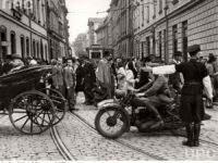 Vintage: Traffic control in occupied Poland (1940-1941)