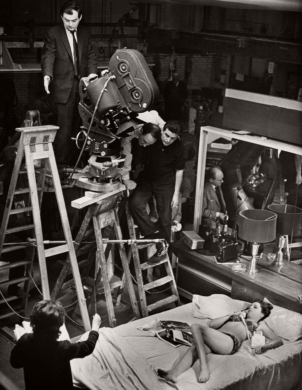 vintage behind the scenes of dr strangelove 1964  dr strangelove 1964 vintage behind the scenes 08