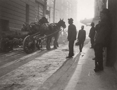 Biography: Pictorial photographer Harold Cazneaux