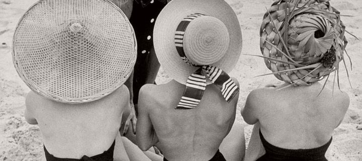 Vintage: Fashion of 1940s and 1950s by Nina Leen