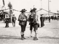 Vintage: B&W photos from Oktoberfest (1900-1960)