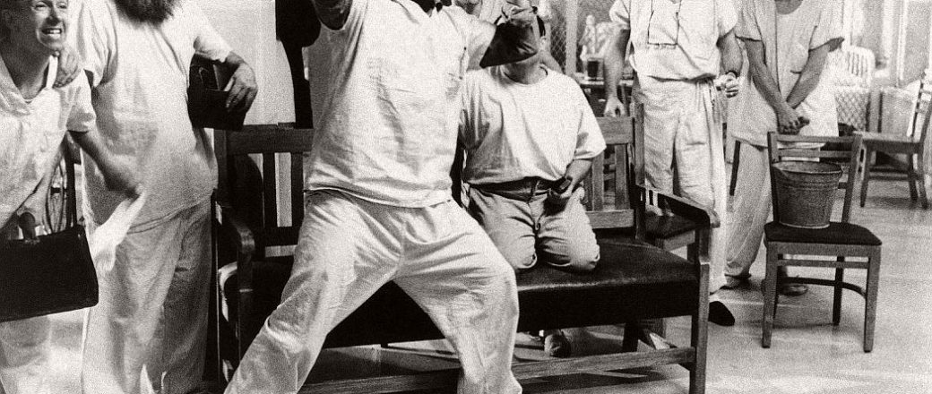 Vintage: Behind the Scenes of One Flew Over the Cuckoo's Nest (1975)