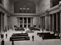 Vintage: Chicago Union Station