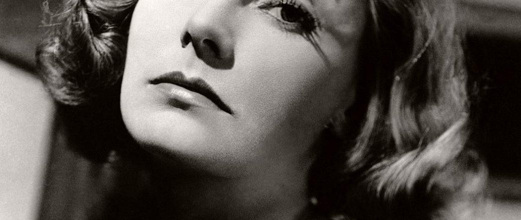 Vintage: Greta Garbo Portraits (1920s-1930s)