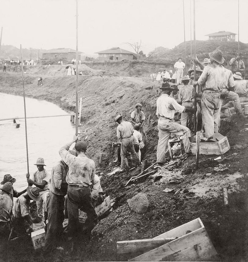 vintage-panama-canal-construction-1904-1914-13