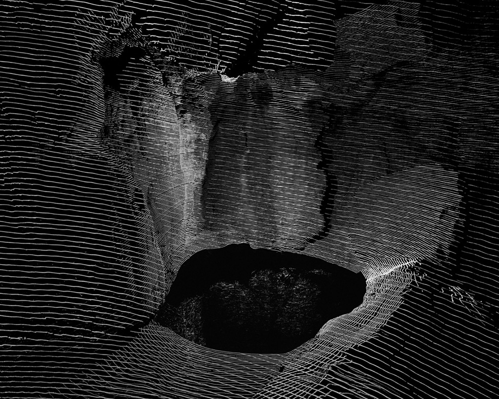 Fine Art - Nominee - Florian Amoser - Quantified Landscape