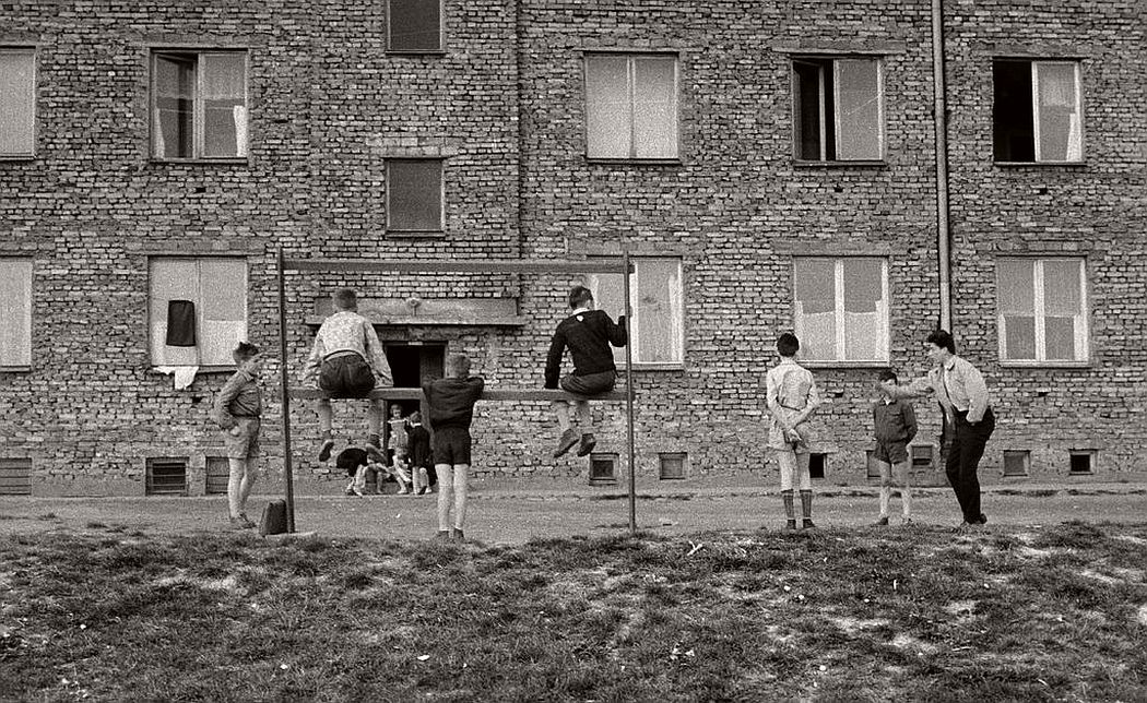 Poland (1959) by Gerald Howson