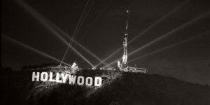 Vintage: Hollywoodland Sign (1920s)