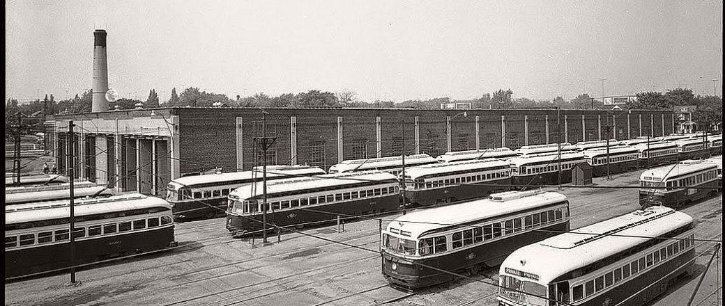 Vintage: PCC Streetcars in Toronto (1960s)