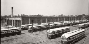 Vintage: PCC Streetcars in Toronto (1960s)