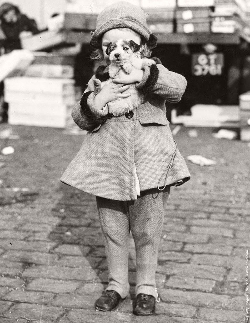 vintage-people-with-baby-animals-1930s-1960s-22