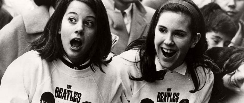 Vintage: Teenagers Screaming At Pop Concerts (1960s-1970s)