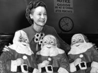 Vintage: Christmas in Chicago (1930s-1950s)
