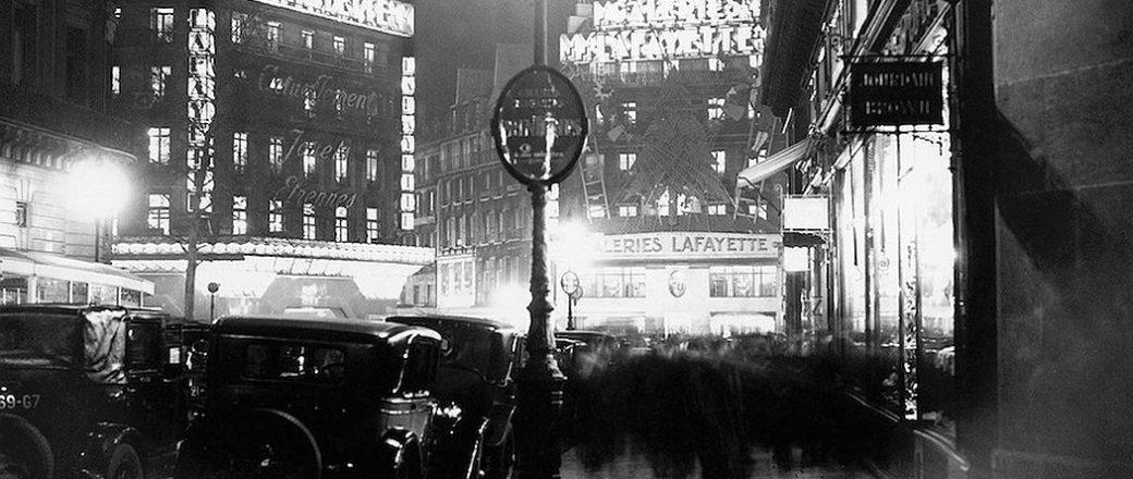 Vintage: Christmas in Paris (1920s-1970s)