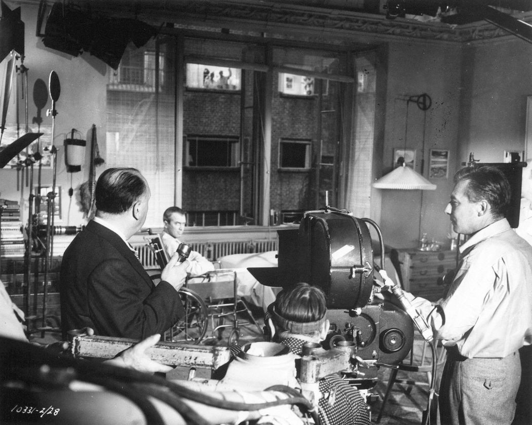 Vintage: Behind the Scenes: Rear Window (1954) | MONOVISIONS Raymond Burr Movies