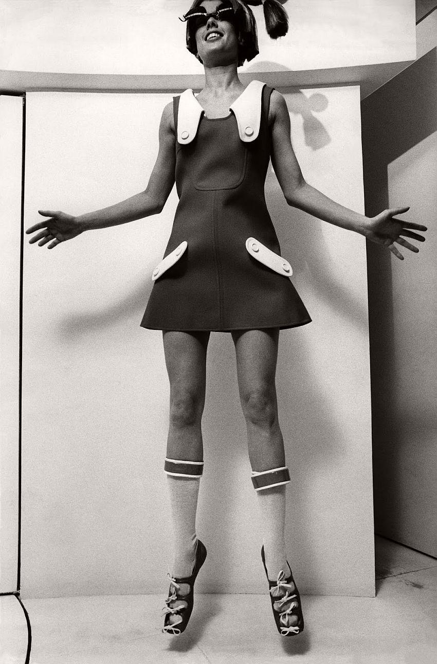 André Courrèges, Dress, 1970