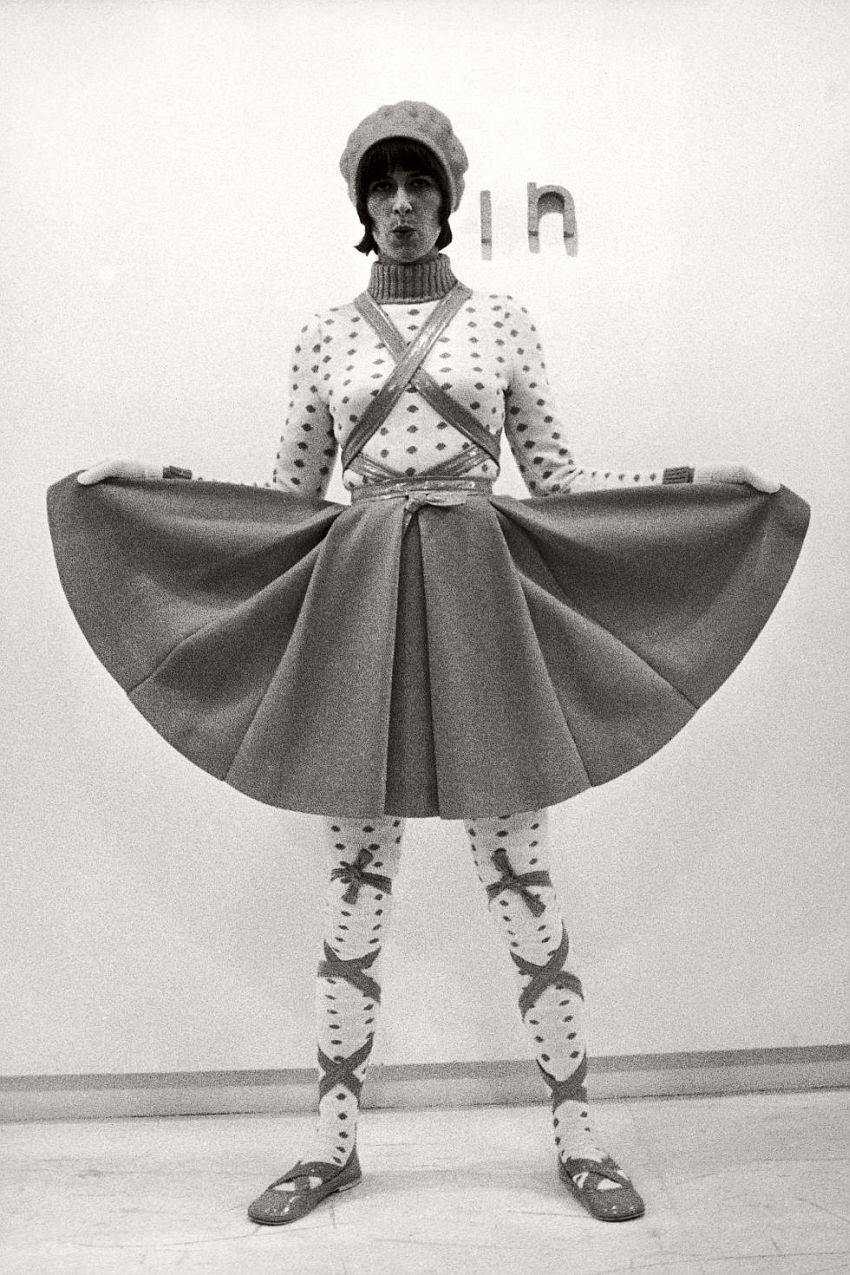 André Courrèges, Dress, 1972