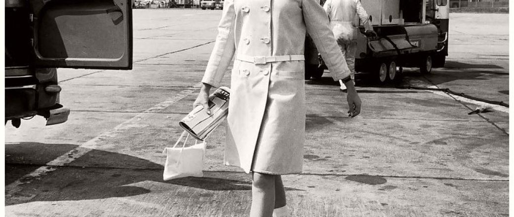 Vintage: Futuristic Fashion Designed by André Courrèges (1960s)