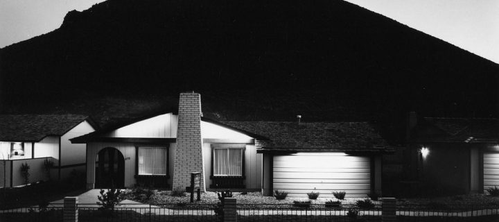 Lewis Baltz: Nevada