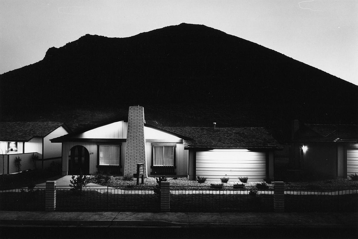 Model Home, Shadow Mountain 1977