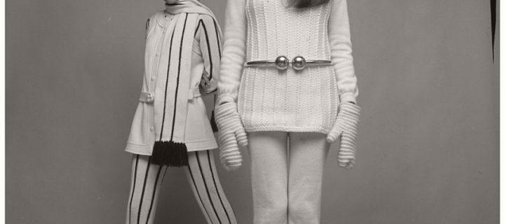 Vintage: Futuristic Fashion by André Courrèges (1960s)