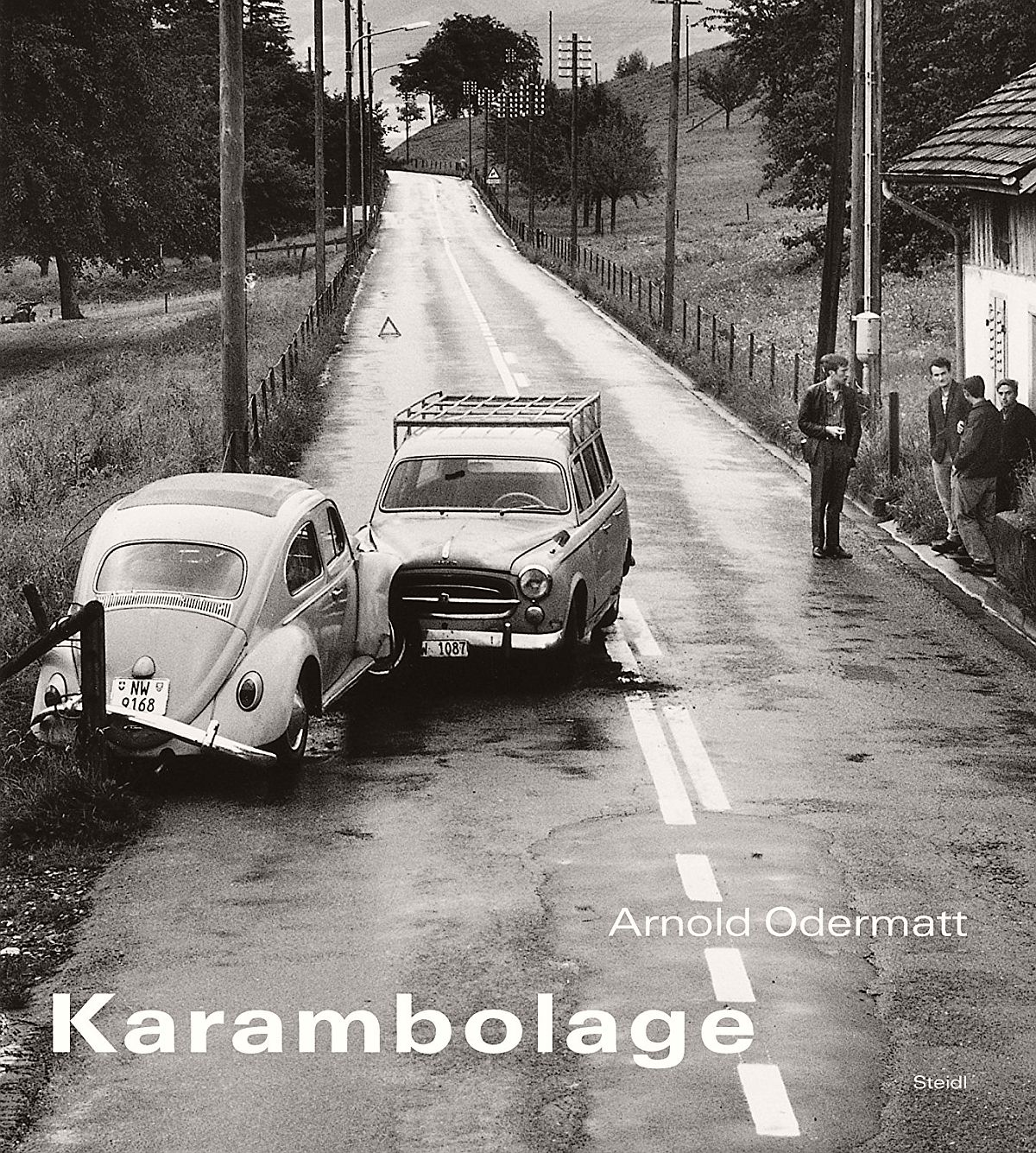 © Arnold Odermatt: Karambolage