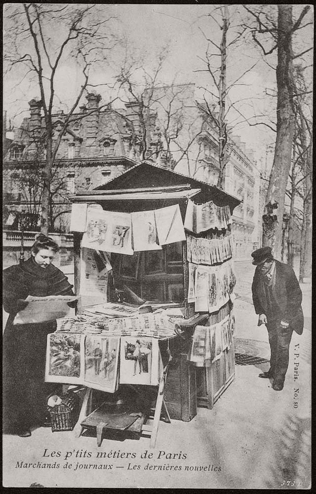 Atget: Postcards of a Lost Paris