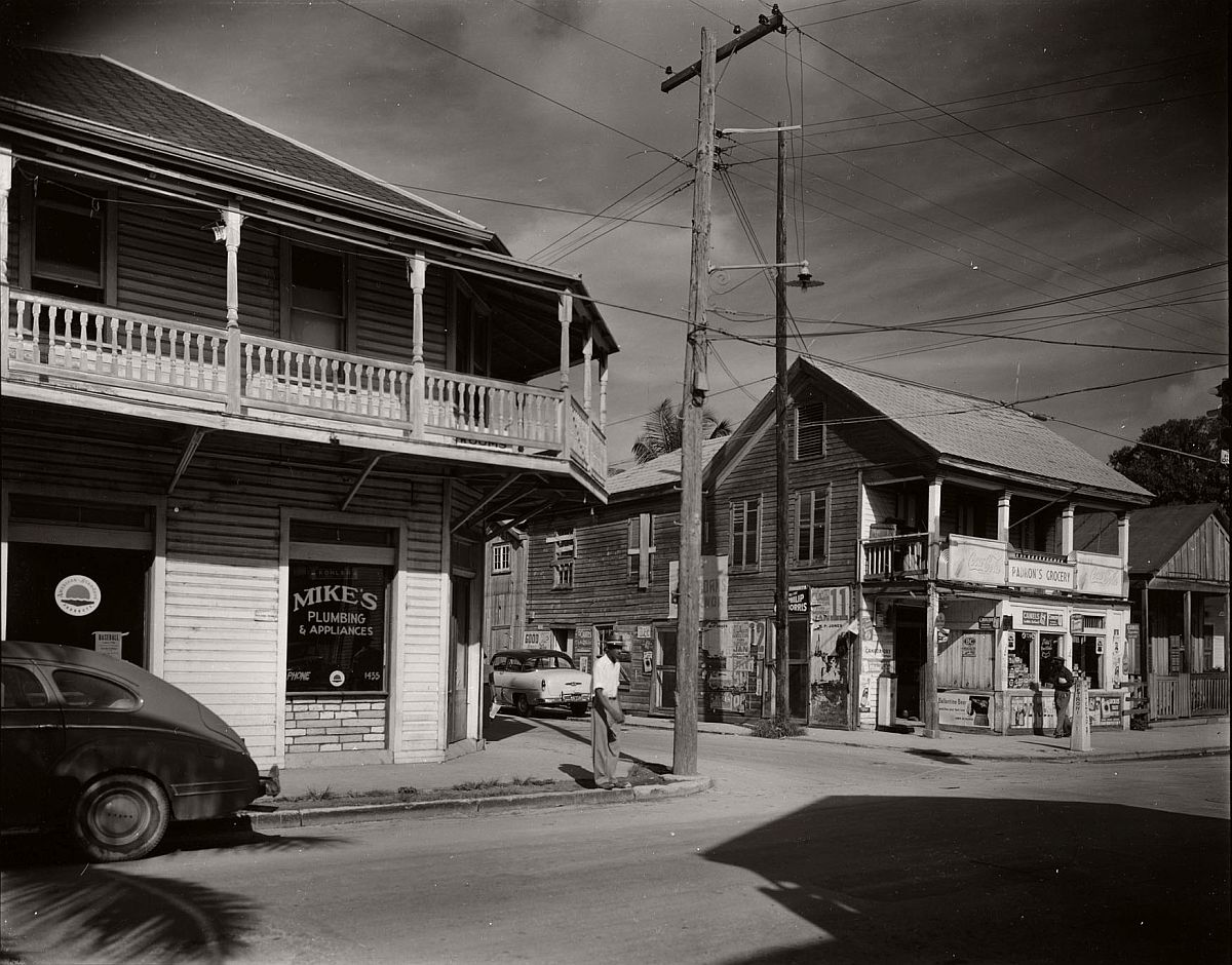 North and South: Berenice Abbott's U.S. Route 1