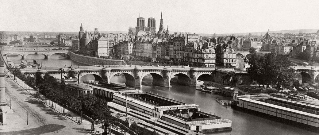 Biography: Architecture photographer Édouard Baldus