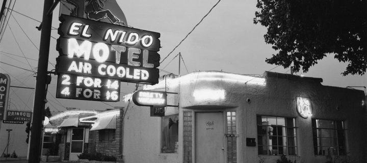 John Schott: Route 66 Motels