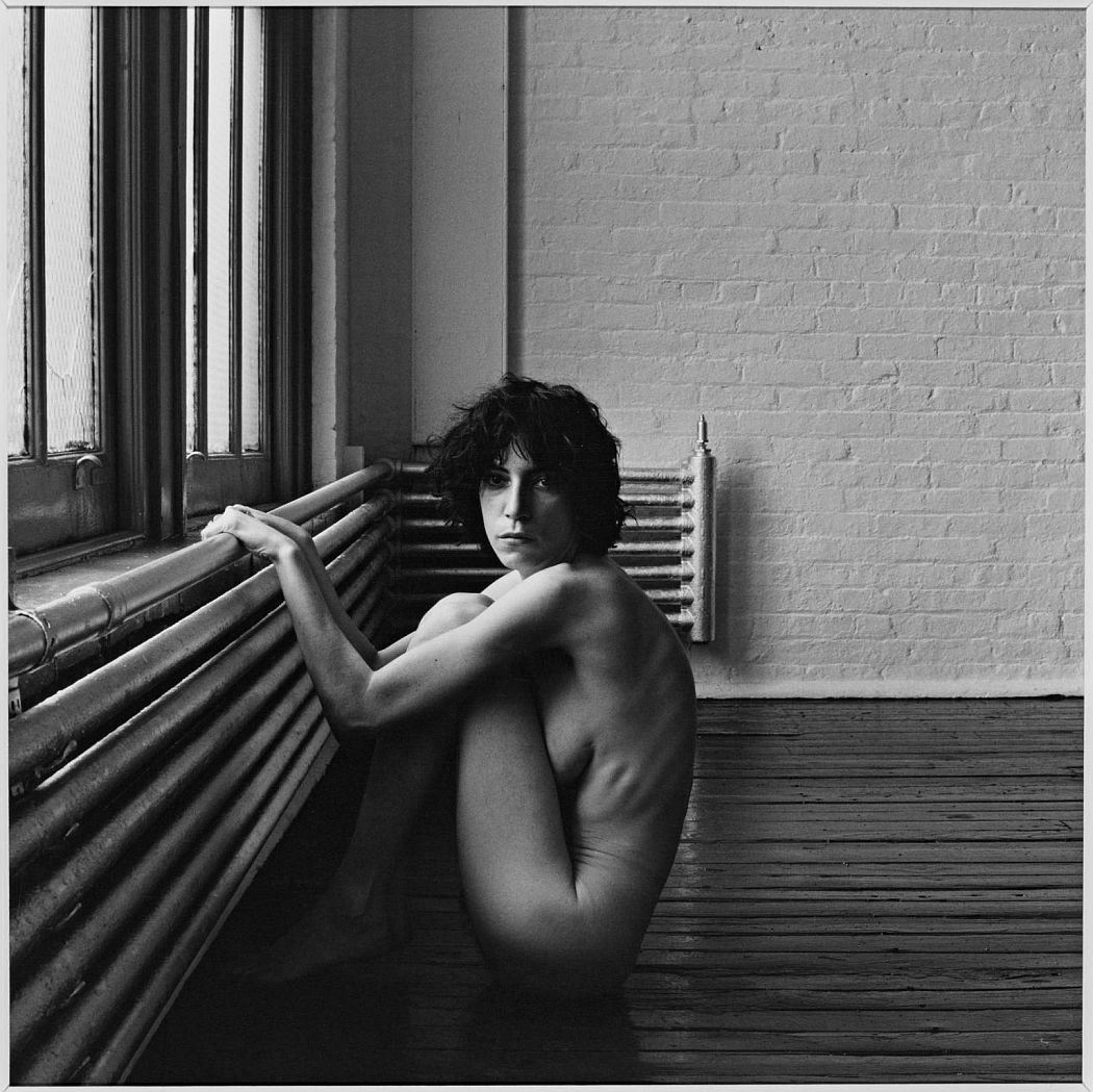 Patti Smith 1976 Robert Mapplethorpe