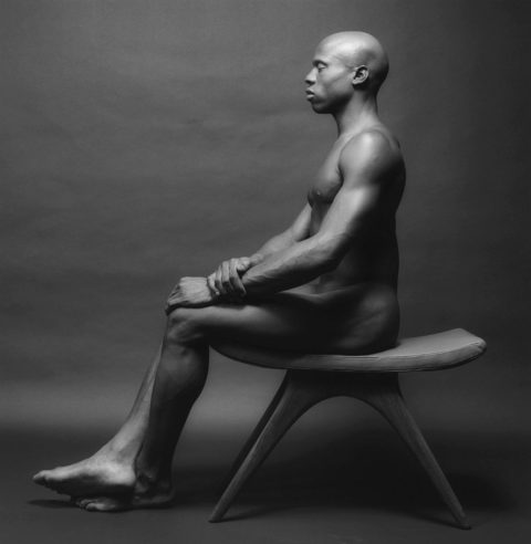Biography: Nudes/Portrait photographer Robert Mapplethorpe