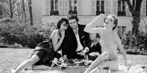 Rose, c'est Paris: Bettina Rheims & Serge Bramly