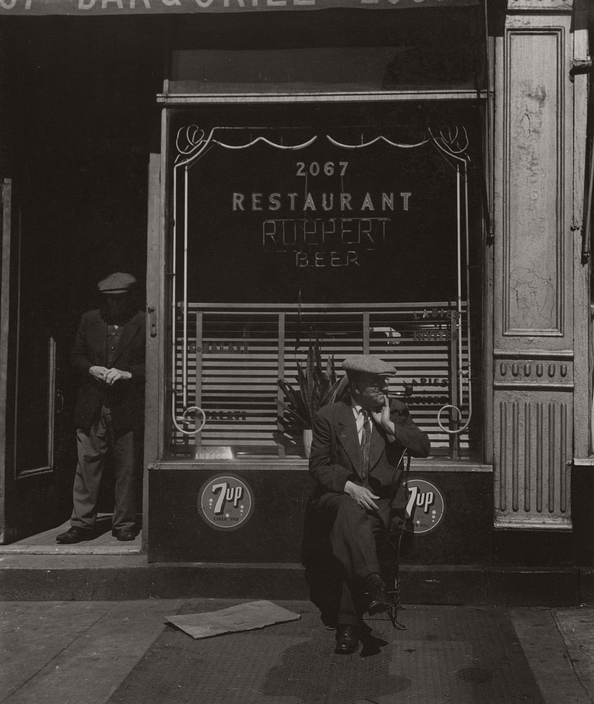 Third Ave. Bar, 1948