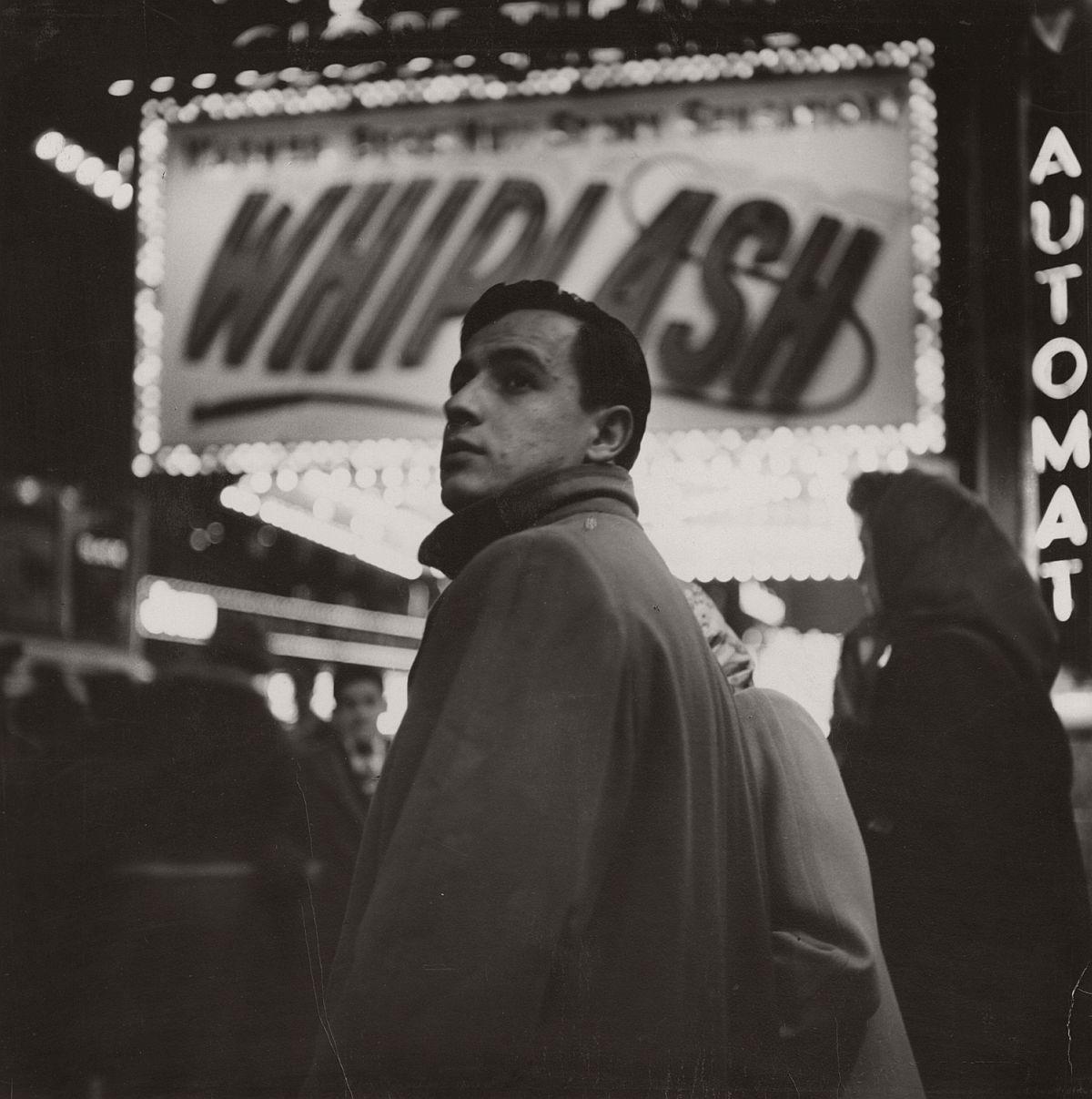 Man on Broadway, 1949