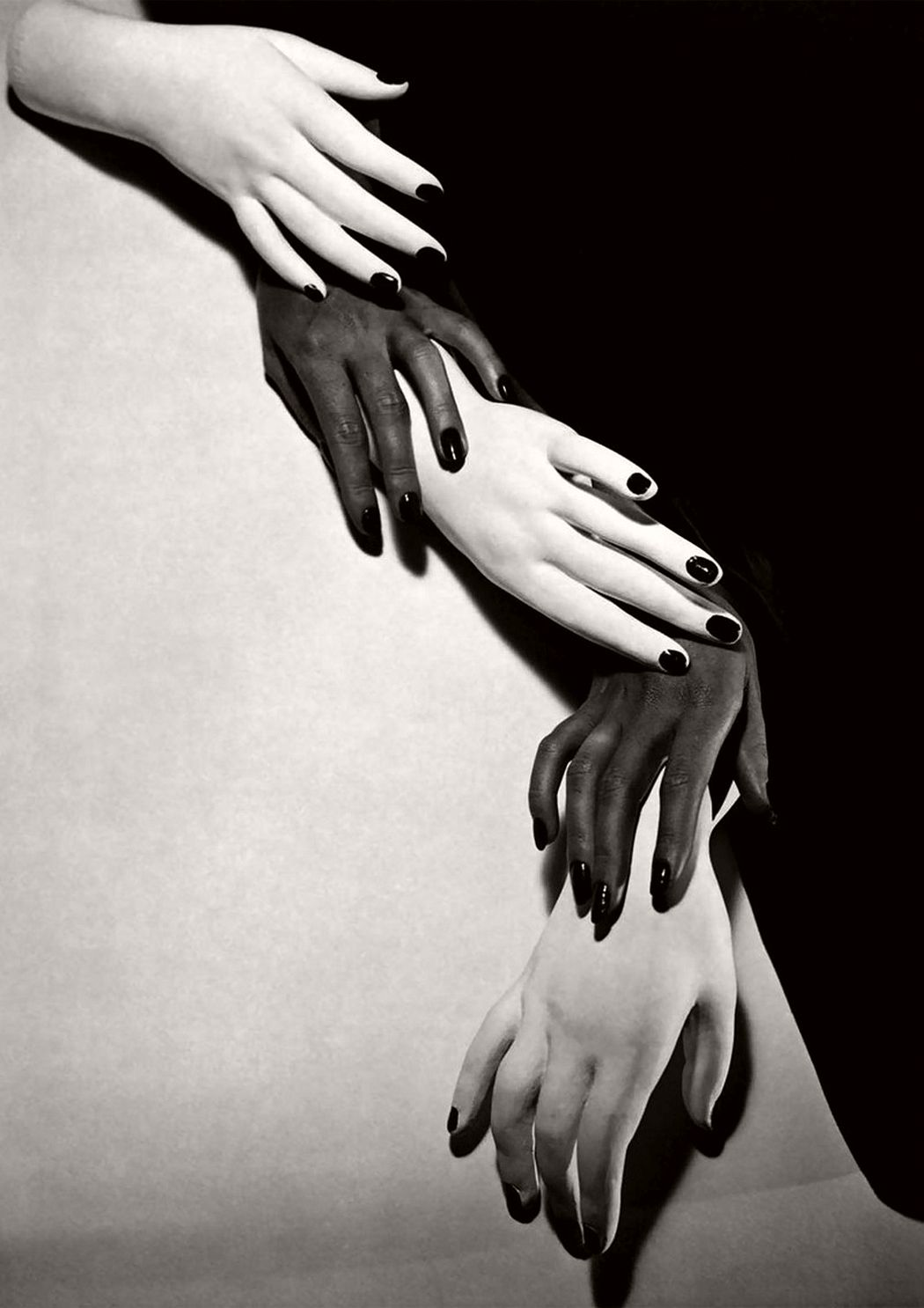 Horst P. Horst Hands, Hands..., New York, 1941