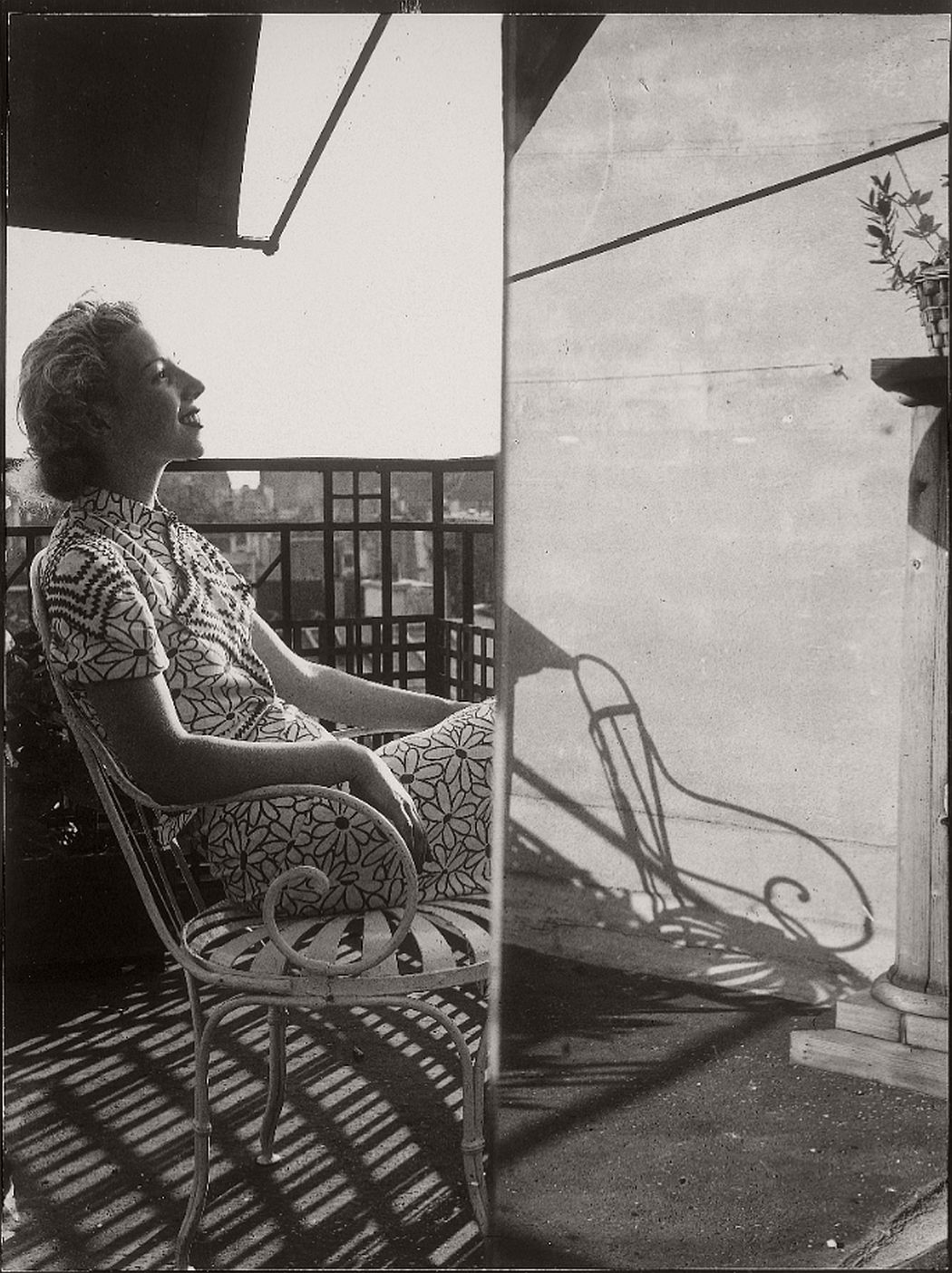 Florence Henri Portrait Composition, 1937