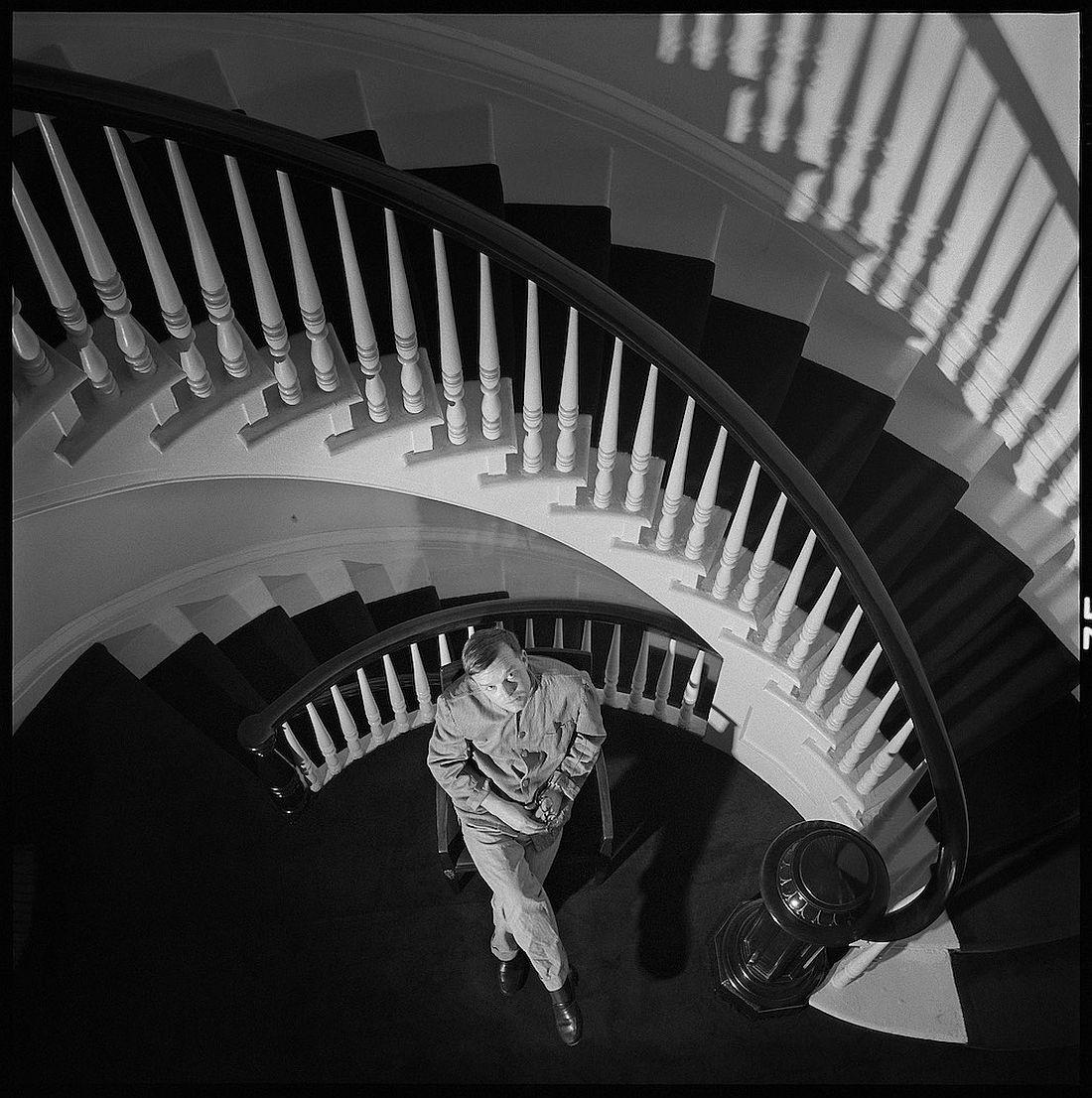 Truman Capote's Brooklyn: The Lost Photographs of David Attie. Original print by David Attie