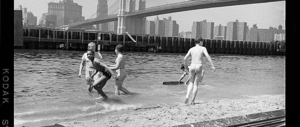 Truman Capote's Brooklyn: The Lost Photographs of David Attie