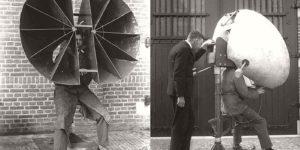 Vinatge: Sound Locators (1917-1942)